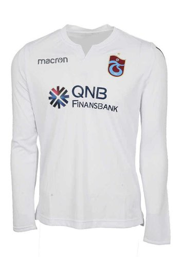 Trabzonspor Macron Wit Keepershirt