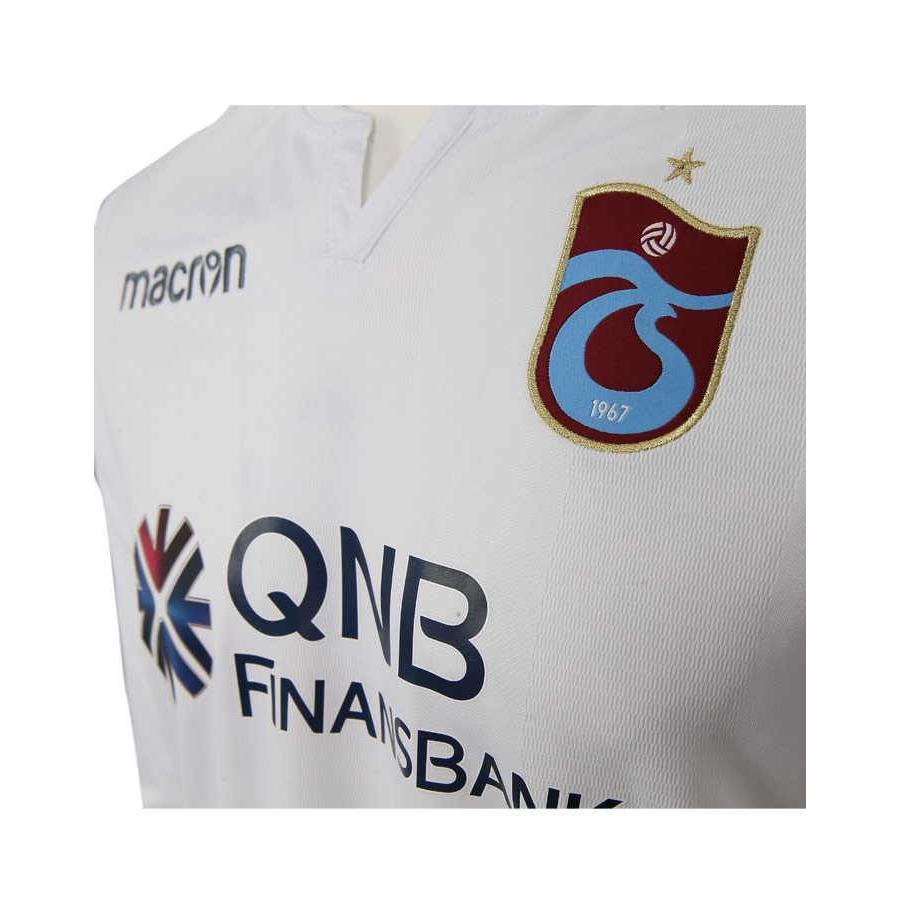 Trabzonspor Macron Maillot de Gardien Blanc