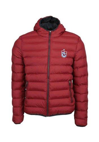 Trabzonspor Burgundy Jacket