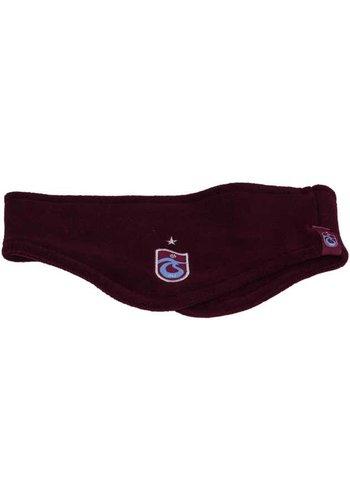 Trabzonspor Bordeauxrot Ohrenwarmer