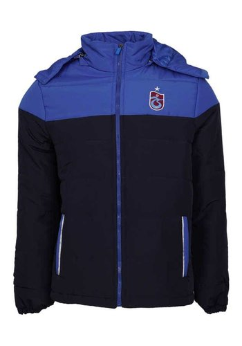 Trabzonspor Navy Blue Jacket
