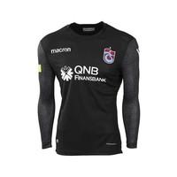 Trabzonspor Macron Black Goalkeeper Shirt