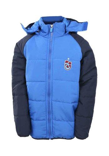 Trabzonspor Blauw/Marineblauw Jas Jeugd