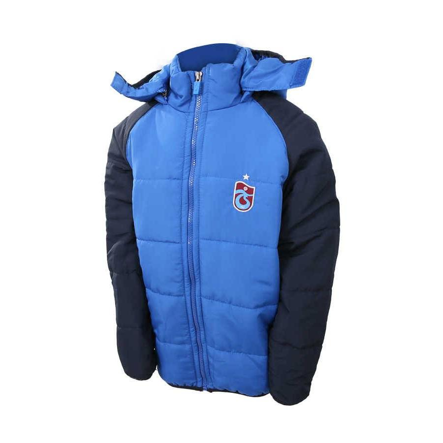 Trabzonspor Blue/Navy Blue Jacket Youth