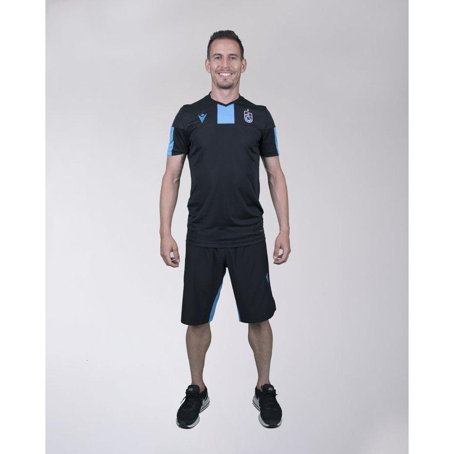 Trabzonspor Macron Training Micro Short Schwarz