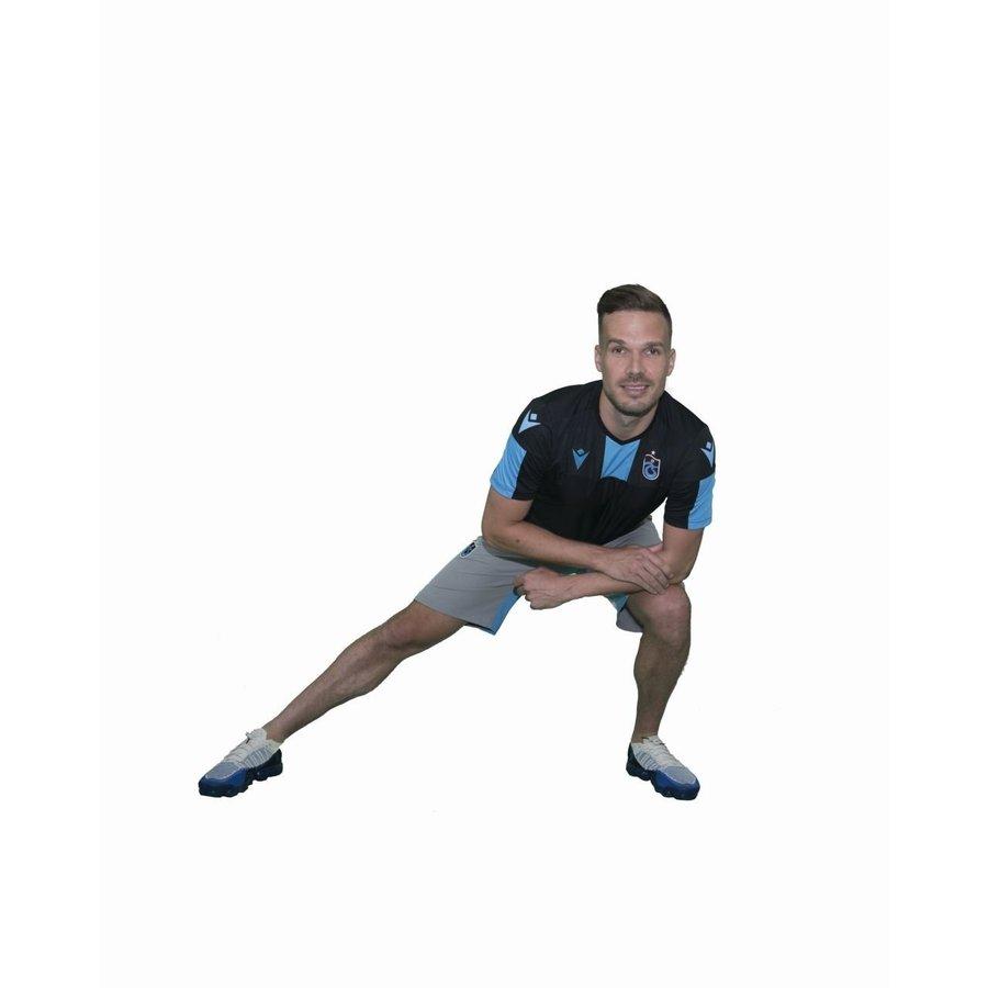 Trabzonspor Macron Training Micro Short Grijs