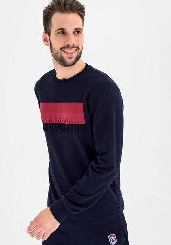 Trabzonspor Prägung Sweater