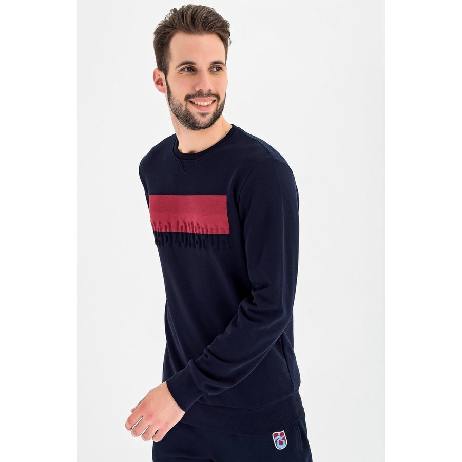 Trabzonspor Reliëf Sweater