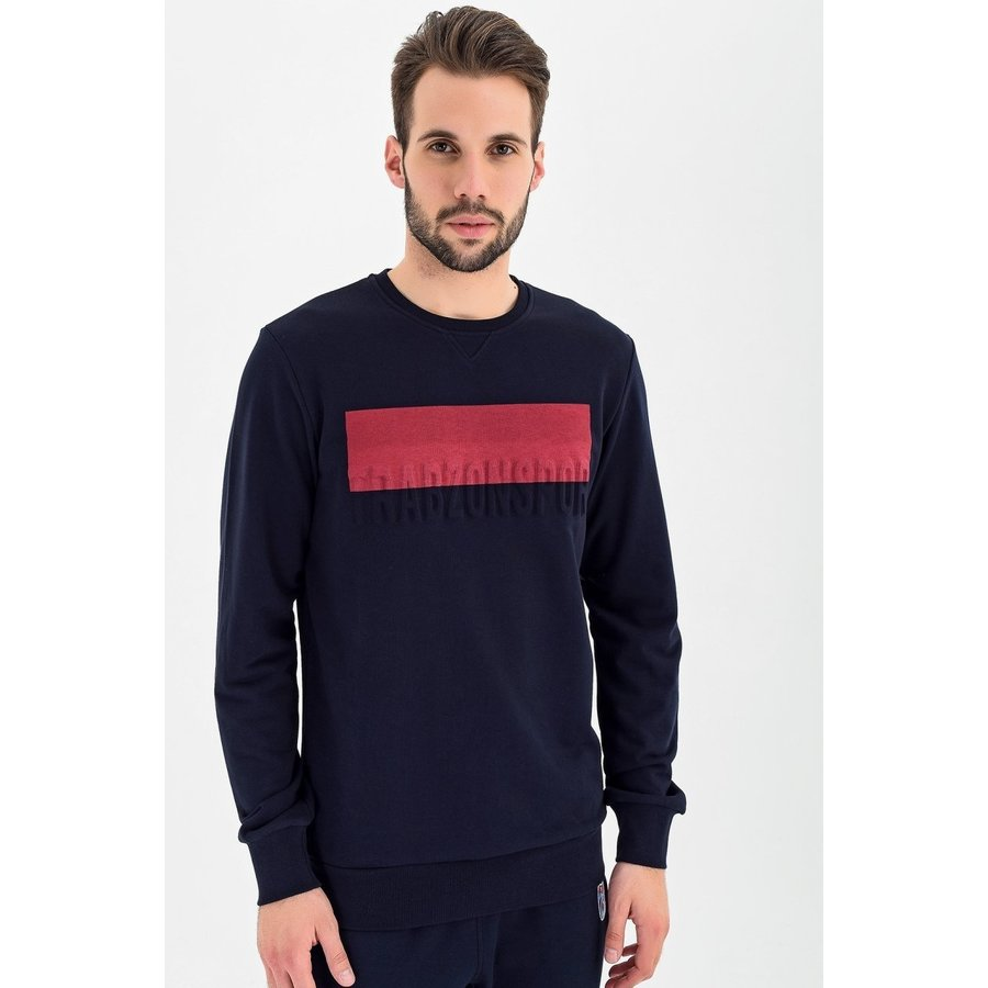 Trabzonspor Prägung Sweater