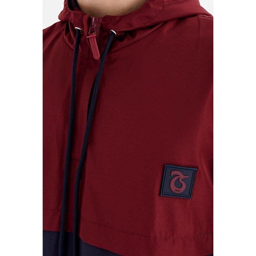 Trabzonspor Tweekleurig Hooded Regenjas