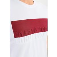 Trabzonspor Prägung Bedruckt T-Shirt