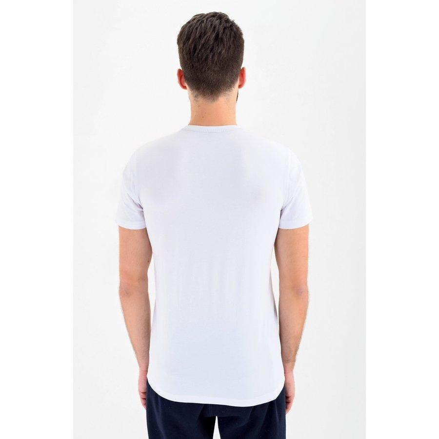 Trabzonspor Reliëf Bedrukt T-Shirt