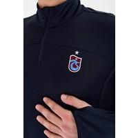 Trabzonspor Sweater met Halve Rits