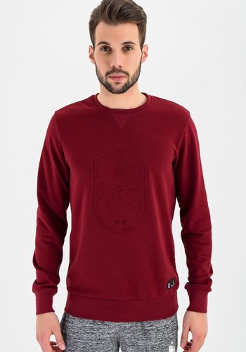 Trabzonspor Emboss Logo Sweater