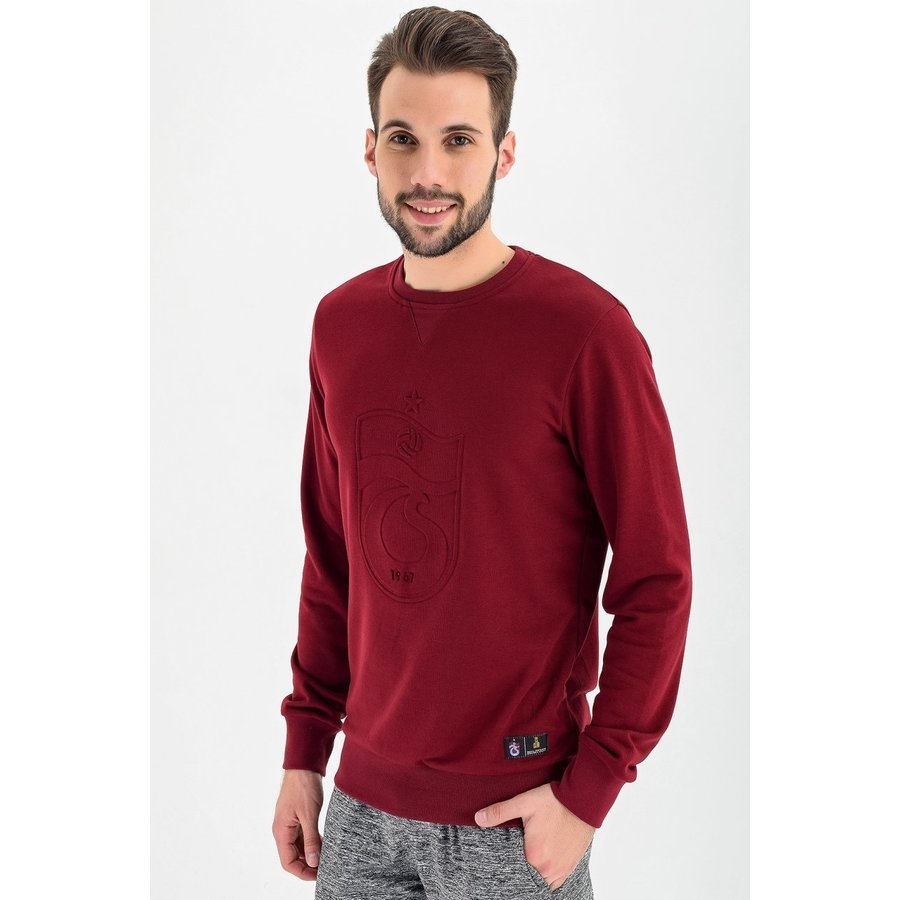Trabzonspor Prägung Logo Sweater