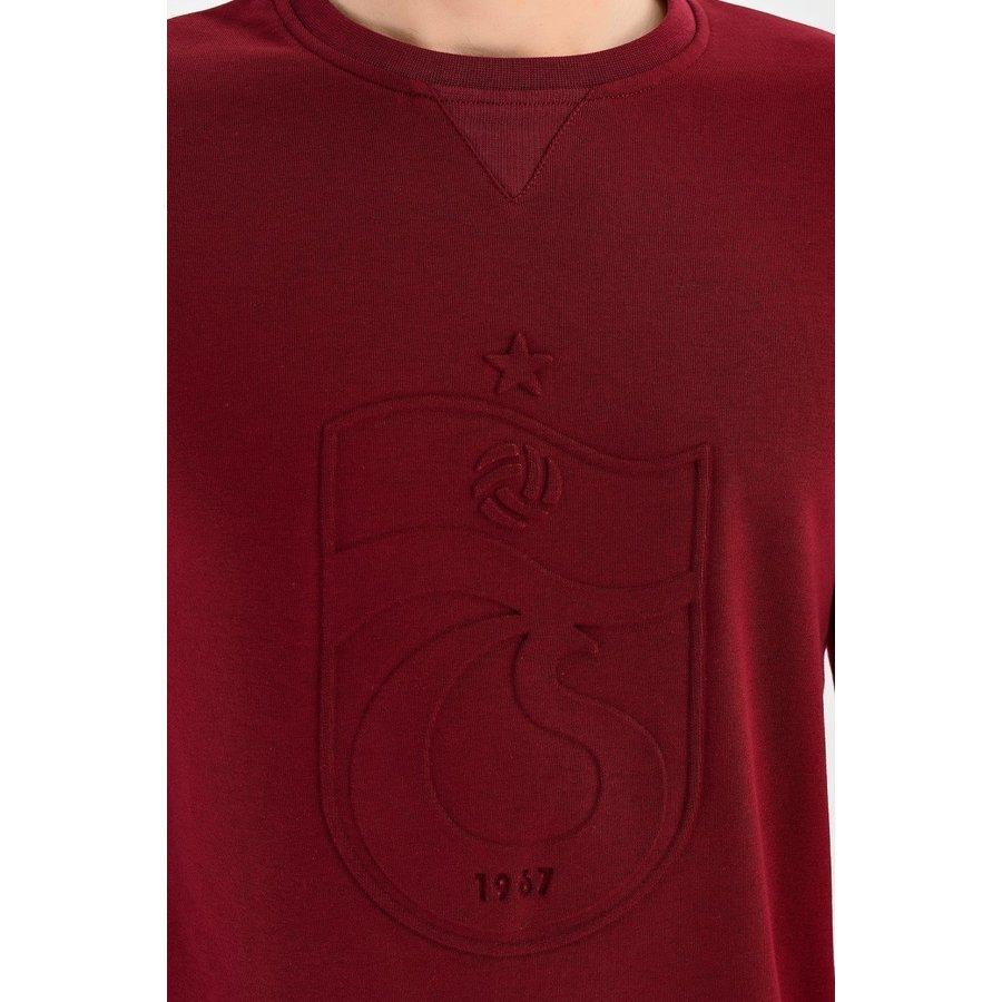 Trabzonspor Emboss Logo Sweater