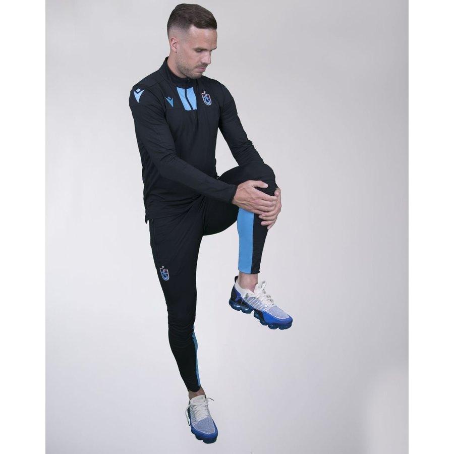 Trabzonspor Macron Trainingsanzug Schwarz