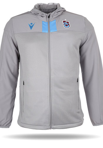 Trabzonspor Macron Ceremony Jacket Grey
