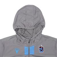 Trabzonspor Macron Einlaufjacke Grau