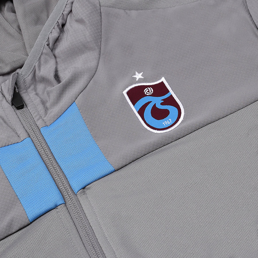 Trabzonspor Macron Ceremony Jacket Grey