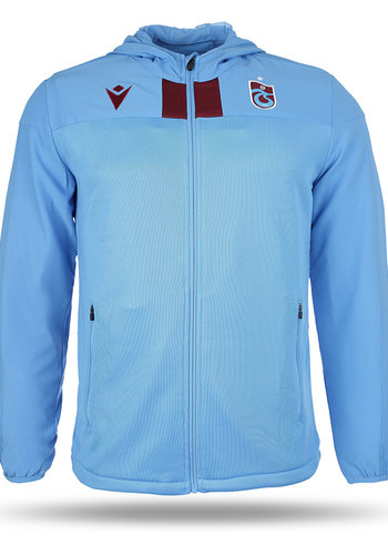 Trabzonspor Macron Ceremony Jacket Blue
