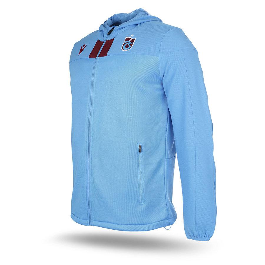Trabzonspor Macron Einlaufjacke Blau