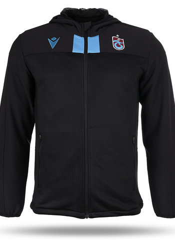 Trabzonspor Macron Ceremony Jacket Black