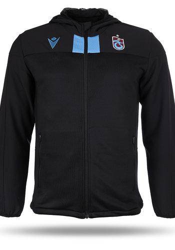 Trabzonspor Macron Ceremony Jacket Black