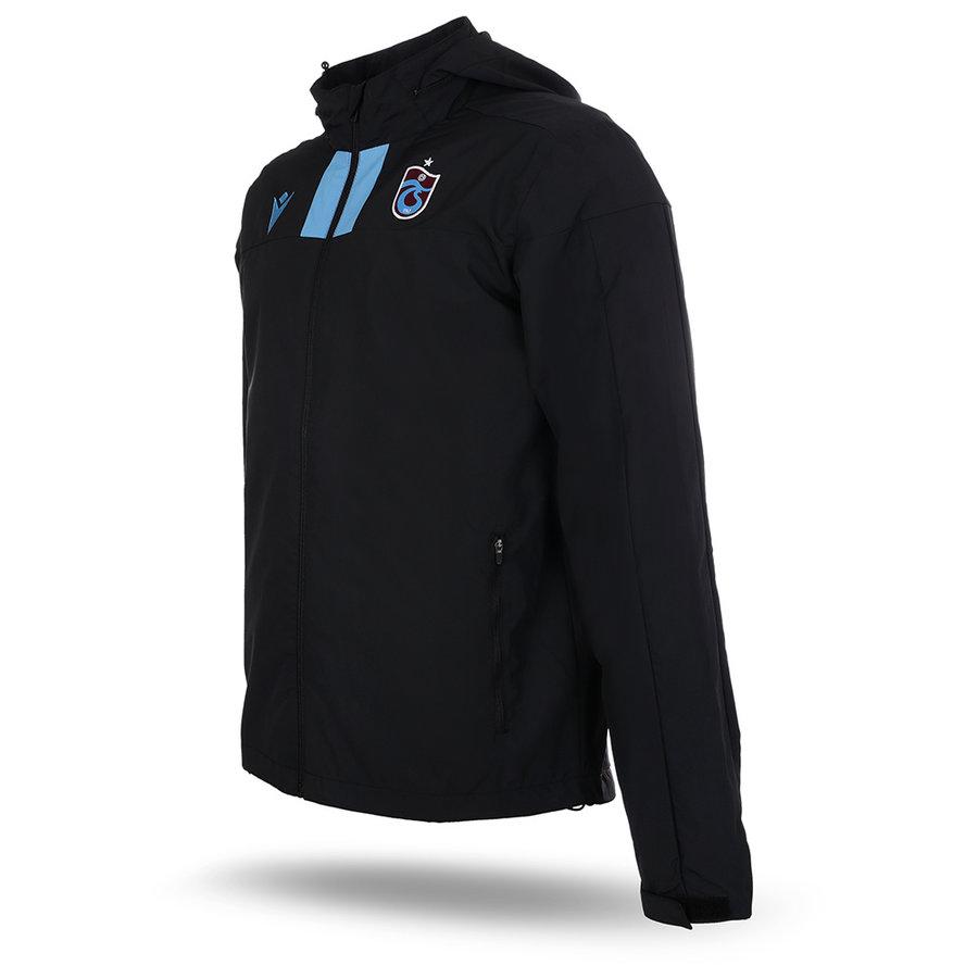 Trabzonspor Macron Training Raincoat Black