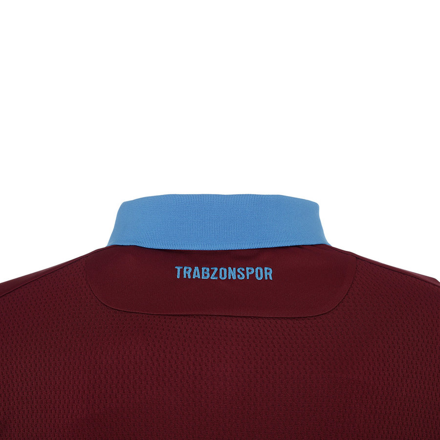 Trabzonspor Macron Shirt Bordeaux