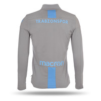 Trabzonspor Macron Trainingspak Grijs