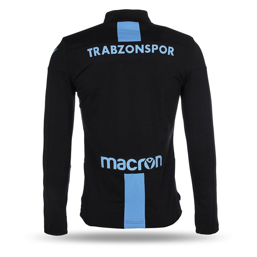Trabzonspor Macron Trainingspak Zwart