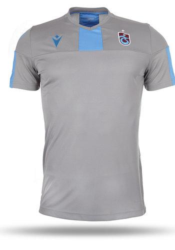 Trabzonspor Macron Training T-Shirt Grau