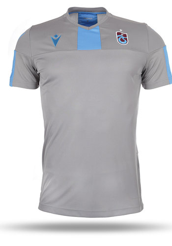 Trabzonspor Macron Training T-Shirt Grijs