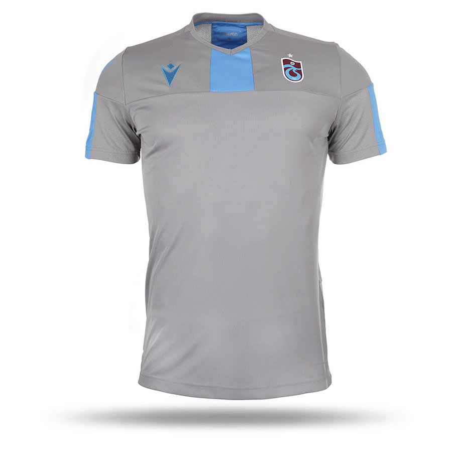 Trabzonspor Macron Training T-Shirt Grijs