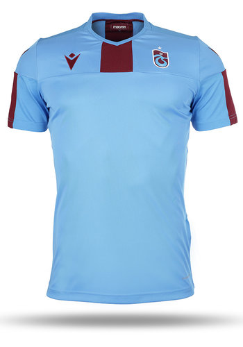 Trabzonspor Macron Training T-Shirt Blauw