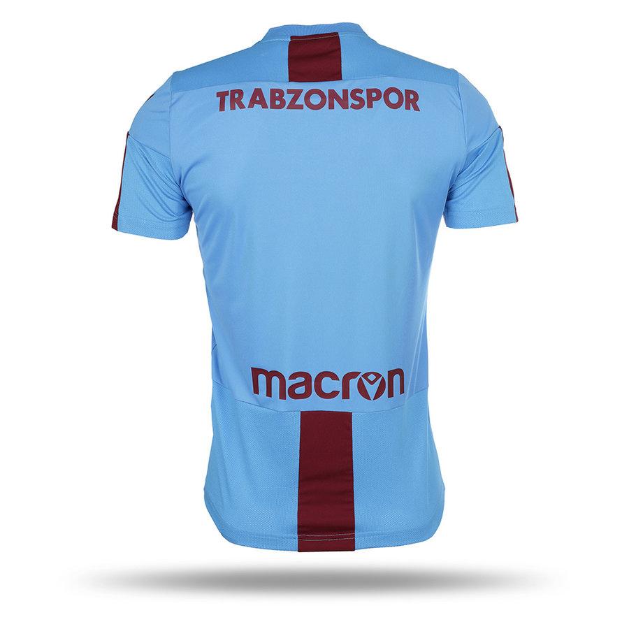 Trabzonspor Macron Training T-Shirt Blauw