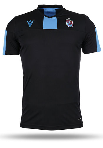 Trabzonspor Macron Training T-Shirt Zwart