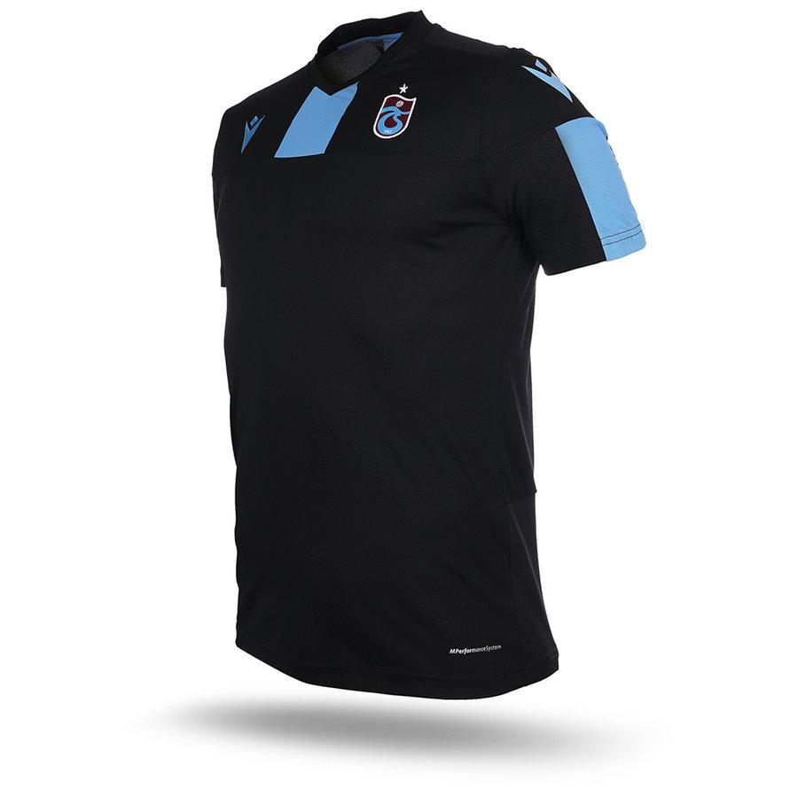 Trabzonspor Macron Training T-Shirt Zwart