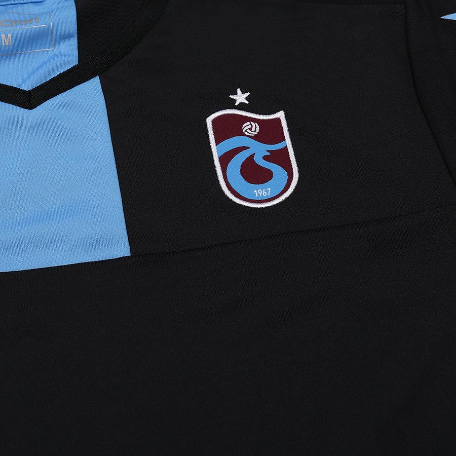 Trabzonspor Macron Training T-Shirt Schwarz