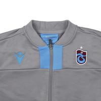 Trabzonspor Macron Trainingsjacke Grau