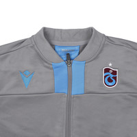 Trabzonspor Macron Trainingsjas Grijs