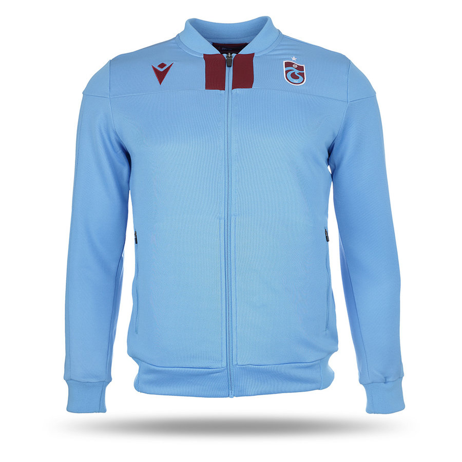 Trabzonspor Macron Trainingsjas Blauw