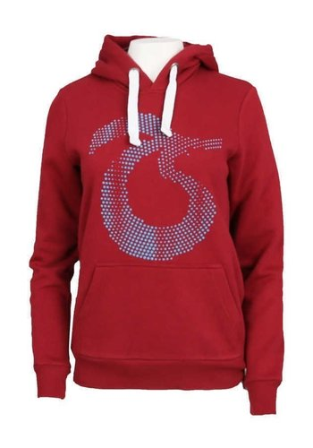 Trabzonspor Bordeauxrot TS Bedruckt Sweater