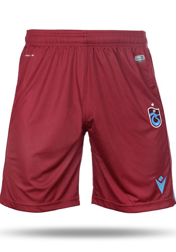 Trabzonspor Macron Short Bordeauxrot