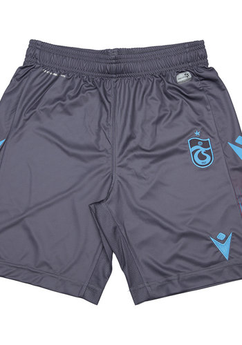 Trabzonspor Macron Kids Short Grey