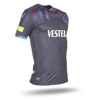 Trabzonspor Macron Shirt Grijs