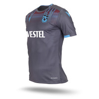 Trabzonspor Macron Shirt Grey