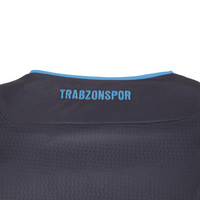 Trabzonspor Macron Trikot Grau