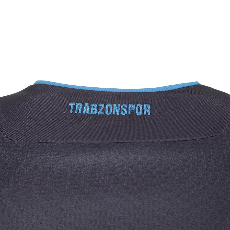 TRABZONSPOR MACRON FORMA GRİ